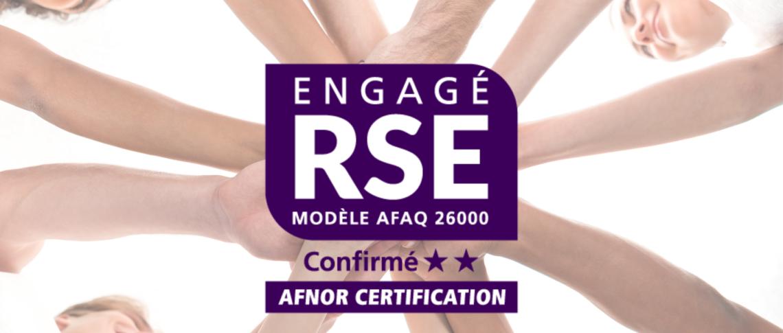 Label Engagé RSE